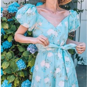 Love Shack Fancy Dress